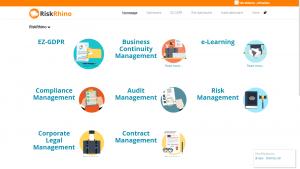 homepage app